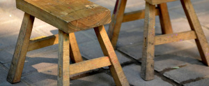 four-legged stool
